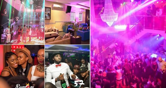 Here are the Top Clubs In Lagos To Have Fun (