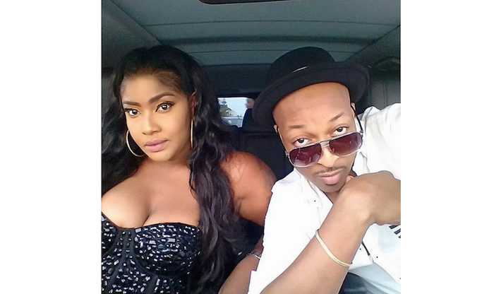Actress Angela Okorie blasts people criticizing her for flaunting her boobs in these pics
