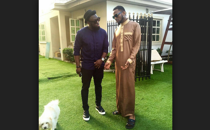 timaya and dbanj theinfong.com 700x433