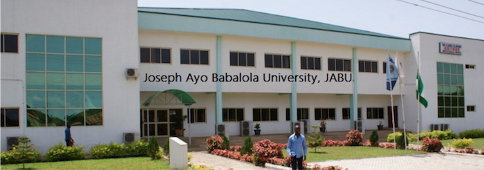 Best Nigerian private universities - Joseph Ayo Babalola University theinfong.com- 700x246