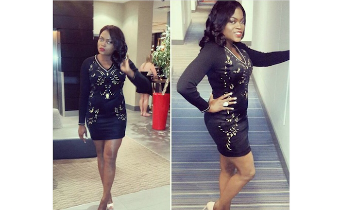 Funke Akindele shows off sexy look theinfong.com 700x432