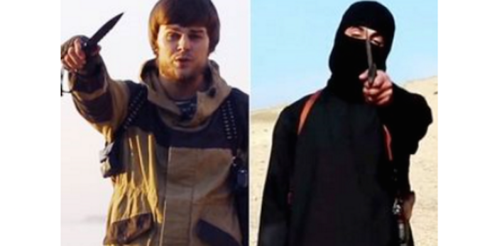 ISIS release video showing the beheading of Russian spy theinfong.com 700x346