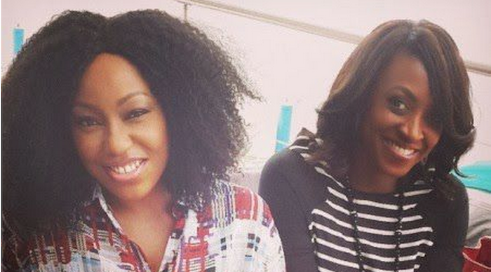 Nigerian celebrities who are best of friends 700x388 theinfong.com