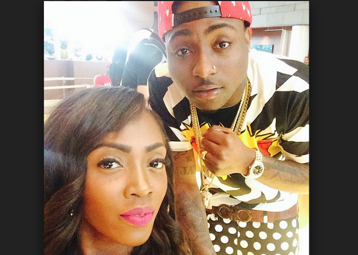 Davido and Tiwa Savage Top 10 Nigerian celebrities who were born rich but still work hard for themselves (With Pictures) - theinfong.com 700x499