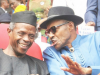 Vice president Yemi Osinbajo dismissed from meeting with Buhari 700x406 theinfong.com