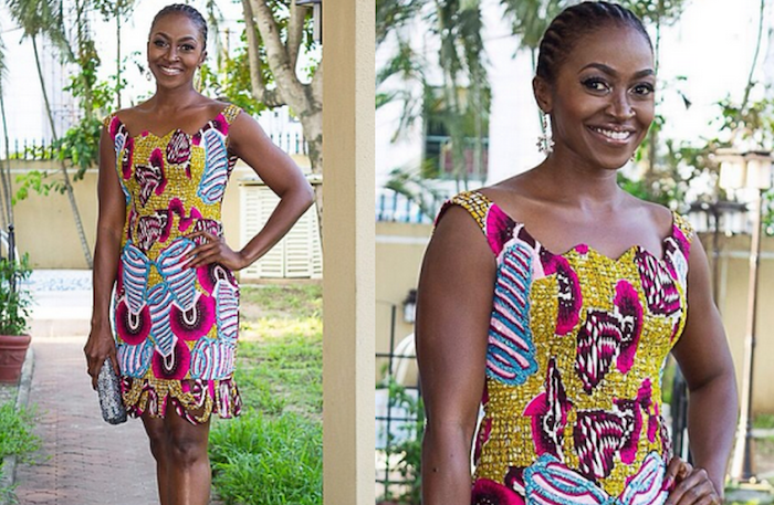 Kate Henshaw stuns in new photos... 700x457 theinfong.com
