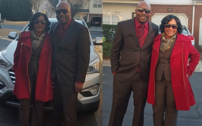 More photos of Clarion Chukwurah's new husband theinfong.com 700x438