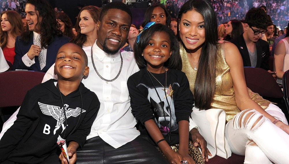 kevin hart children and wife theinfong