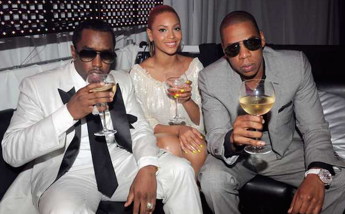 richest musicians of all time - beyonce, jay z, sean diddy 700x434 theinfong.com