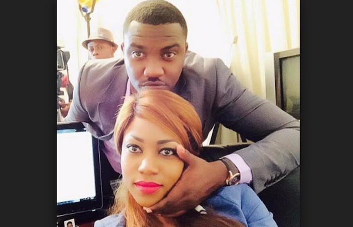 10 celebrities who are now Yvonne Nelson's enemies - yvonne nelson-john dumelo - 700x451 theinfong.com