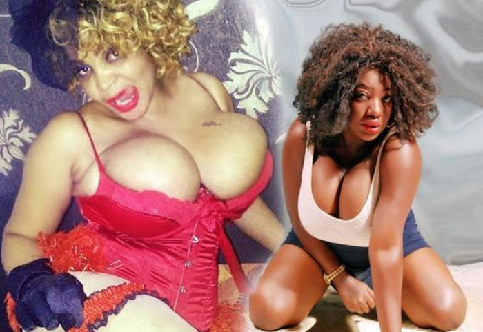 Meet another boobilicious Nollywood actress 700x481 theinfong.com