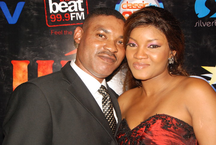 10 beautiful Nigerian celebrities who married men that are not fit (With Pictures) theinfong.com