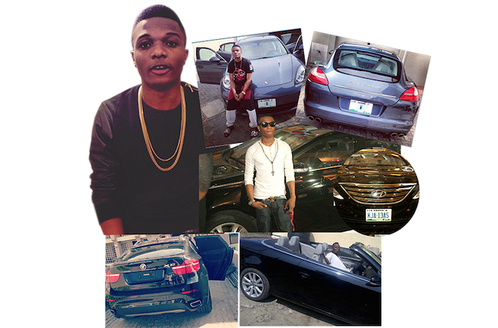 See the craziest cars owned by top Nigerian musicians - See how much they cost! (With Photos) theinfong.com 700x462