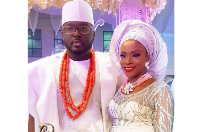 most talked about Nigerian celebrity weddings theinfong.com 700x462