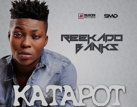 Download Katapot by Reekado Banks [Official Video) theinfong.com 700x564