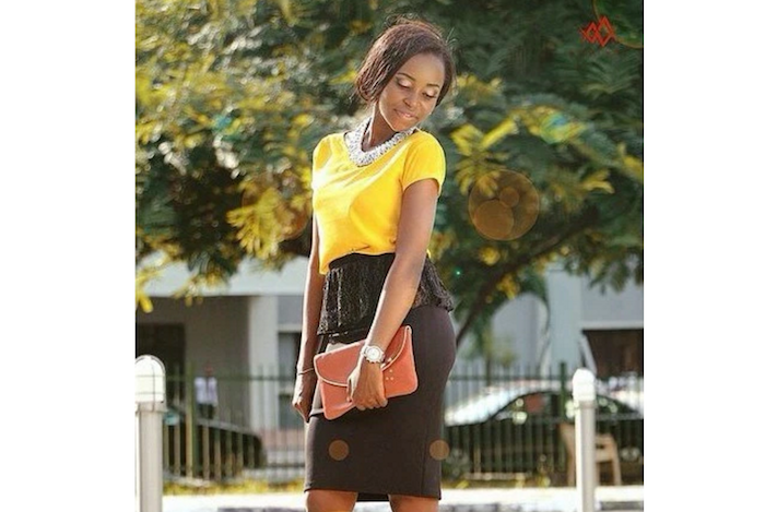 Hottest freshers in Covenant University - girl - theinfong.com 700x469