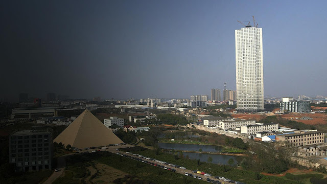 See the Chinese billionaire who built 57 storey building theinfong.com