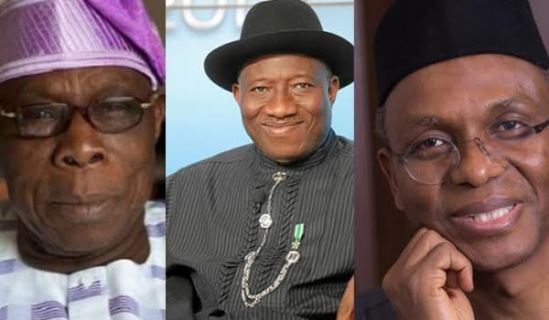 Senate to probe Obasanjo, Jonathan, El Rufai over Abuja land grab, threatens to send those found guilty to Kuje prison theinfong.com