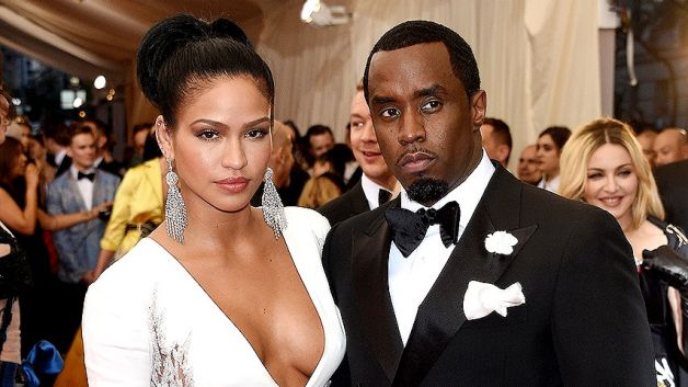 Cassie and Diddy