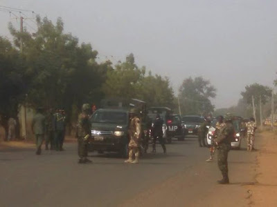 Assassination of Chief of Army staff in Zaria- Army releases statment theinfong