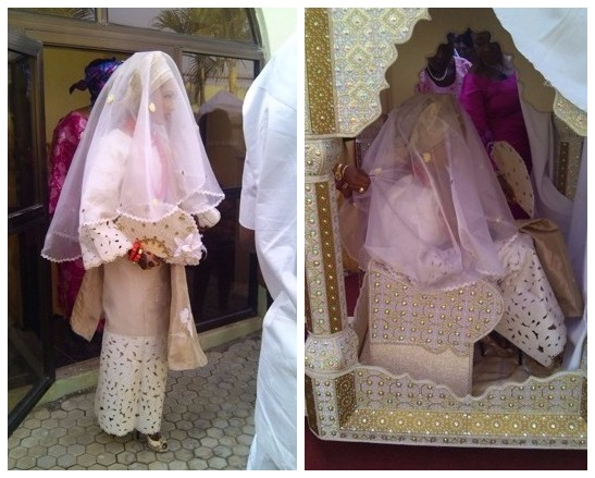 Mavin's star Di'Ja secretly marries - See photos & video from the wedding-theinfong.com