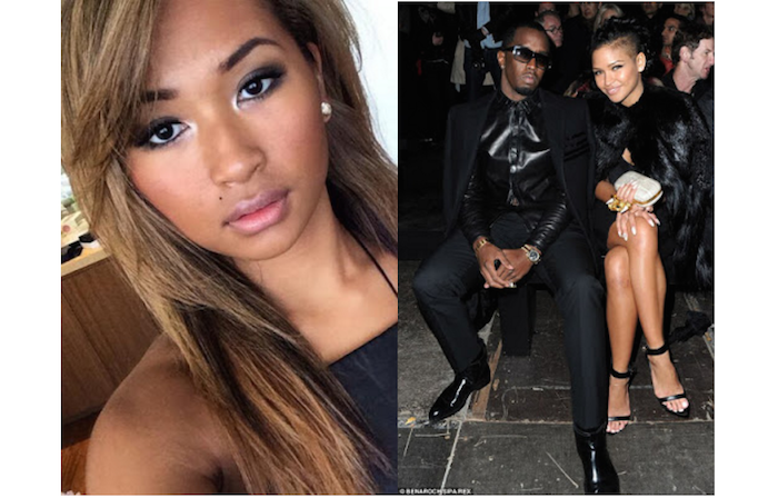 Meet the woman who caused Diddy and Cassie to break up theinfong.com 700x448