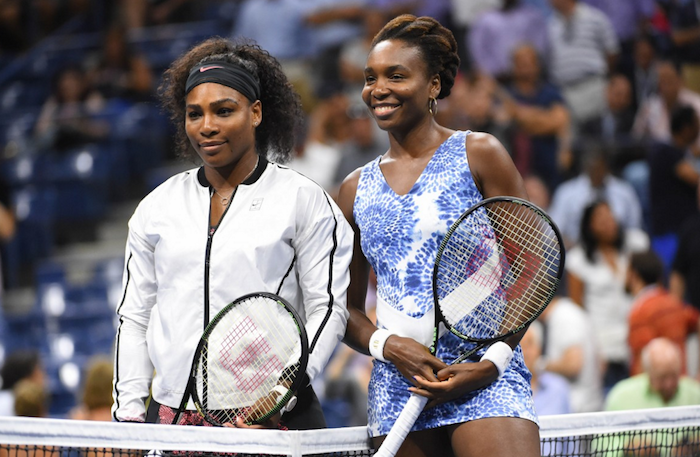 The 20 most powerful women in sport for 2015 theinfong.com - serena willams and venus williams 700x457 theinfong.com
