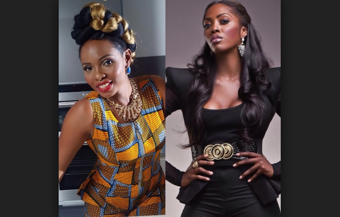 Top 8 Nigerian celebrities and their most embarrassing moments – This will leave you in stitches! tiwa savage theinfong.com 700x448