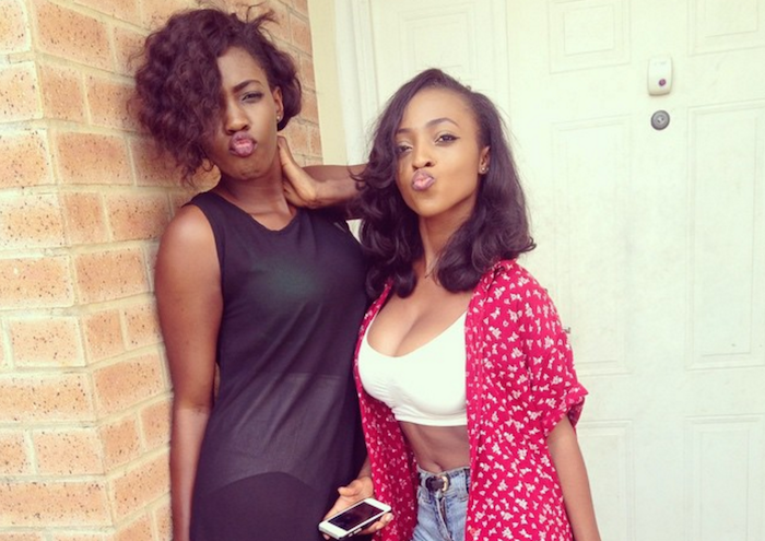 Hottest freshers in UNILAG for 2015 nigerian girl theinfong.com 700x495