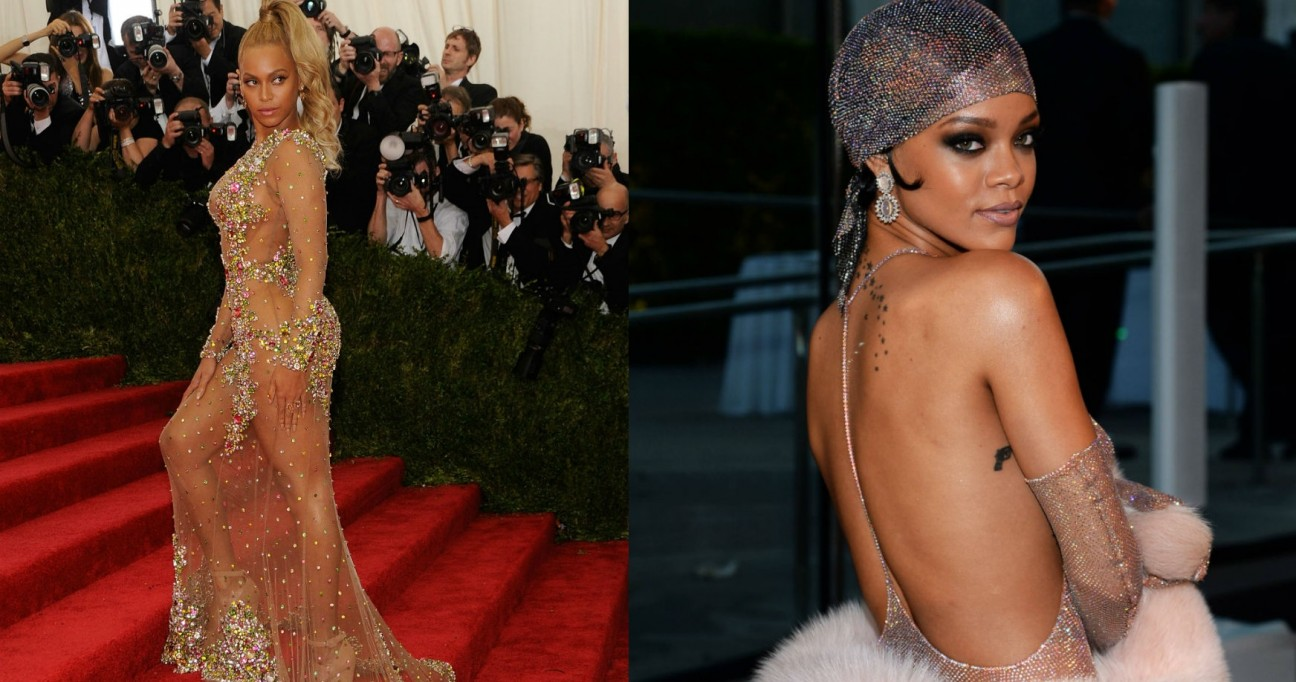 The 10 most revealing dresses in red carpet history (With Pictures) theinfong.com
