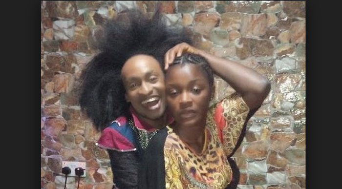 Actress Chacha Eke gets drunk, misbehaves and take controverial pics with Denrele (See Photos) 700x387 theinfong.com