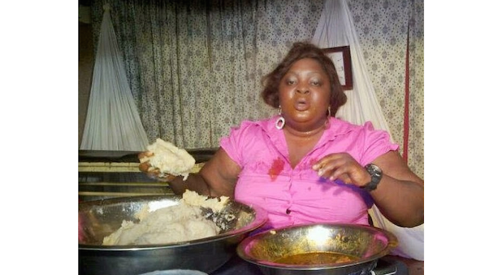 7 Nigerian Celebrities That love food so much (With Pics) theinfong.com 700x388