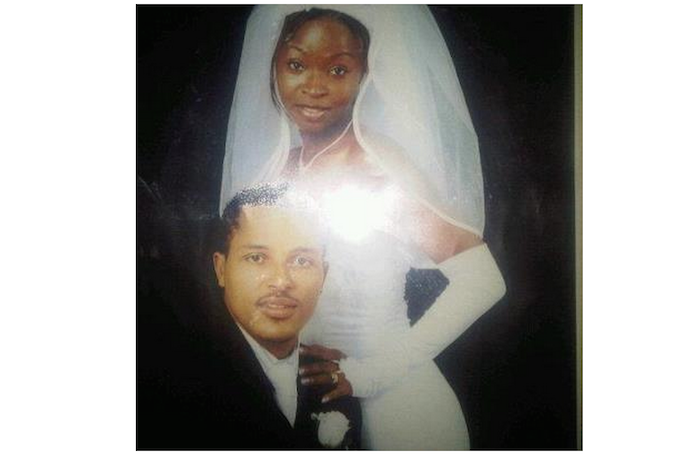 Van Vicker And Wife, Adoja Celebrate 12th Wedding Anniversary theinfong.com 700x455