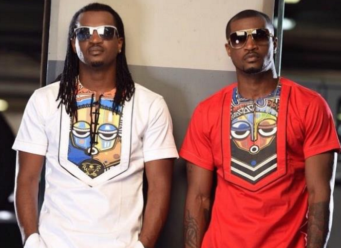 Has P-Square split?? See what Peter Okoye posted on twitter.. (Tweets) theinfong.com 700x508