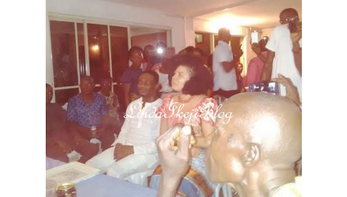 Photos from Monalisa Chinda's marriage theinfong.com 700x398