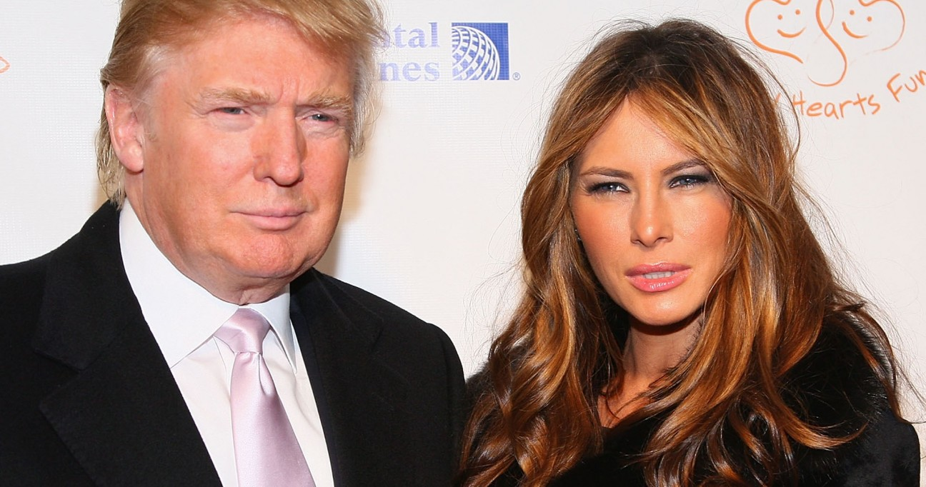 melania-knauss-12 Of The Sexiest Celebrity Trophy Wives -theinfong.com