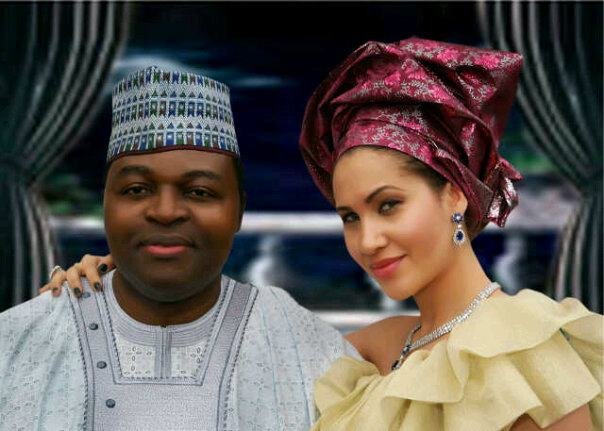 Caroline Danjuma splits from billionaire husband theinfong.com