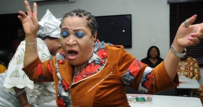 NOLLYWOOD IS TRYING TO FRUSTRATE THE OLDER ONES…NGOZI NWOSU theinfong.com