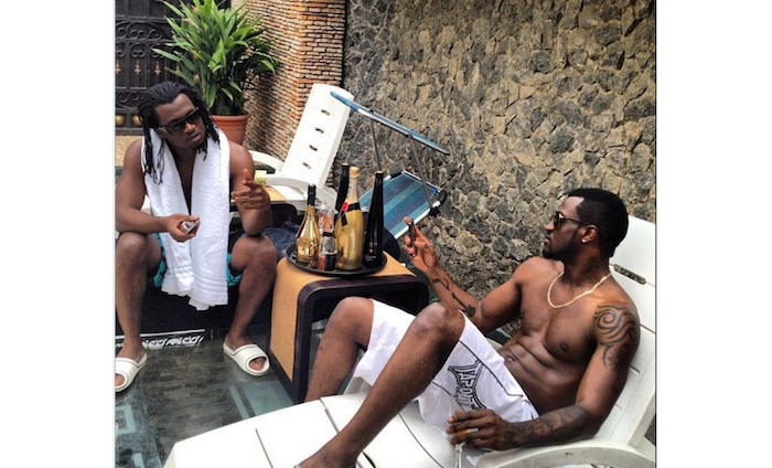 Top 10 Nigerian celebrities who are owners of multimillion Naira mansions - See their huge houses (With Pictures) p square - theinfong.com 700x424