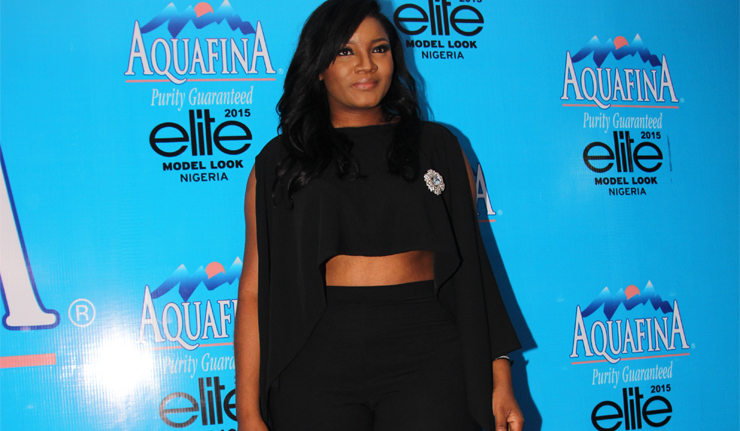 Top Nigerian celebrities who met their husbands early-omotola-jalade theinfong.com