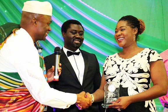 mercy johnosn honoured theinfong.com