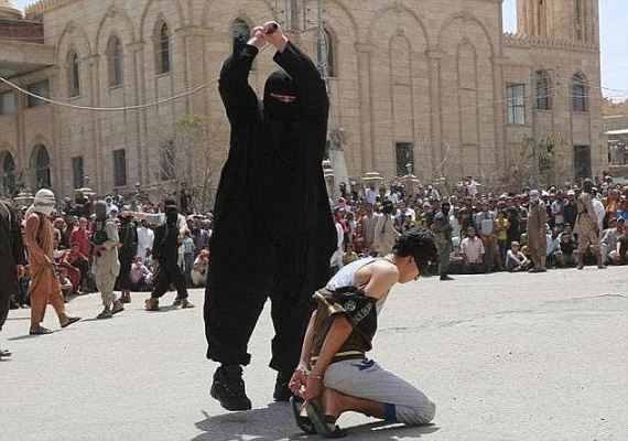 ISIS beheads 15 year old boy in Iraq for listening to Western Music theinfong.com