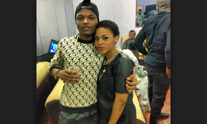 Wizkid and Chidinma - Nigerian celebrity sex scandals theinfong.com 700x422