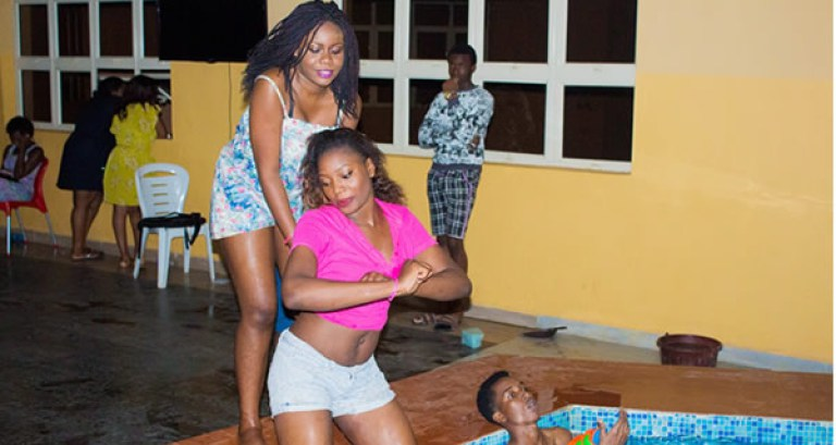 5 shocking scenes from student parties in Nigeria theinfong.com