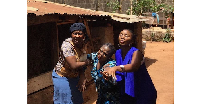 Mercy Johnson returns to acting after one year maternity leave theinfong.com 700x364