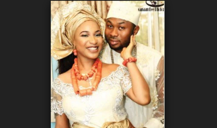 Tonto Dikeh And Hubby Name Their Child In An Emotional Statement theinfong.com 700x413