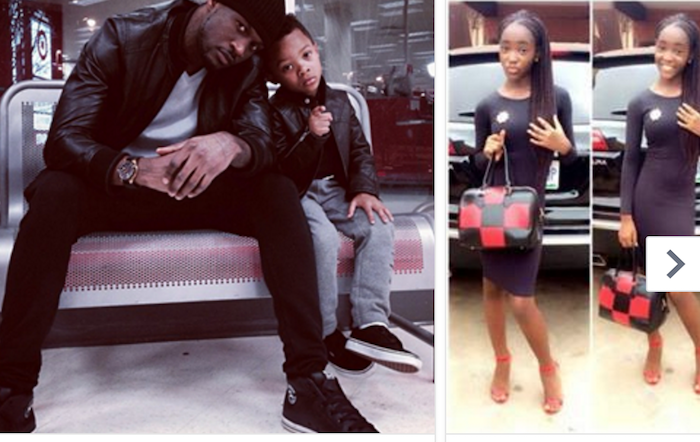 Meet 9 Nigerian celebrity children whose fashion sense are iconic (With Pictures)  theinfong.com 700x442