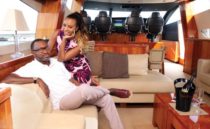 10 Kids of Africa's top 50 richest people who are hardworking like their billionaire parent (With Pictures) theinfong.com dj-cuppy-otedola-700x431