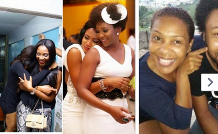 Nigerian celebs who gave birth when they were young - See their children (With Photos) theinfong.com on genevieve nnaji 700x440