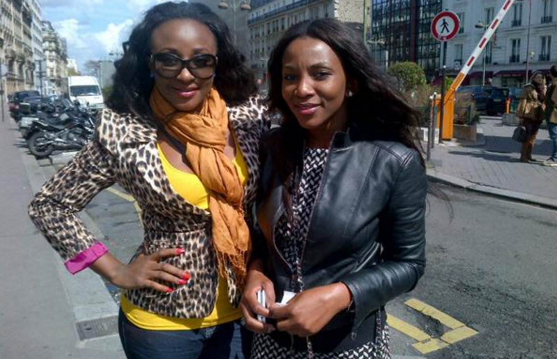 ini edo and genevieve nnaji theinfong.com